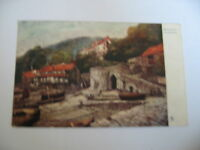 POSTCARD DEVON CLOVELLY      Tuck