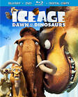BLU RAY Ice Age Dawn of the Dinosaurs Ray Romano 3-Disc Set NEW