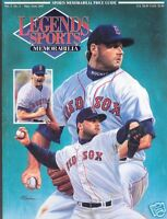 Roger Clemens Legend Sports Magazine May/June 1992  NM