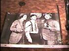 3 THREE STOOGES POSTER OUT OF PRINT SCARCE CURLY