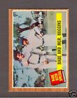 1962 Topps #137 Babe and Mgr Huggins Ruth