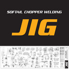 Custom Chopper Softail Frame Welding Jig Plans Blueprin