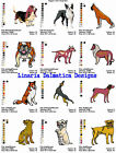 PETS / DOGS V.8 (4X4) - LD MACHINE EMBROIDERY DESIGNS