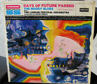 MOODY BLUES lp DAYS OF FUTURE PASSED PAST ORIGINAL 1967 GERMANY DERAM SML-707