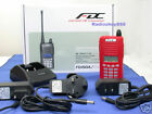 Professional Radio FD-450A Red UHF 410-480MHz &Earpiece