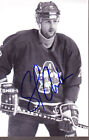 Shawn Anderson Milwaukee Admirals Signed Postcard *