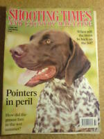 SHOOTING TIMES - POINTERS - 6 Aug 1998 # 5024