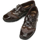 Beauty Brown Casual Flat Loafers Womens Shoes