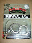 Emergency Hiking Camping Survival  Wire Saw Portable