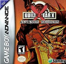 Guilty Gear X Fighting Game Boy Advance+GBA+SP+DS+lite