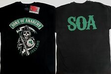 New Sons of Anarchy SOA Ireland Tv Show Reaper T-Shirt