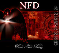 NFD 'Dead Pool Rising' Fields of the Nephilim digipak new sealed CD gothic album