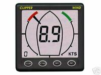 NASA CLIPPER WIND SPEED AND DIRECTION INDICATOR