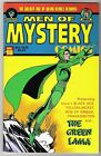 Men Of Mystery #18 Reprints Green Lama Black Ace Will Eisner!!