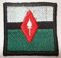 7 Signal Regiment TRF, ARRC Patch, Military, Flash, Royal Signals, Embroidered
