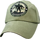 ARMY MARINE CORPS SOLDIER WOUNDED WARRIOR NO ONE LEFT BEHIND MILITARY HAT CAP