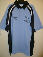 Bnwt Newcastle Falcons Away SS Rugby Union Shirt 2011/2012
