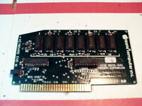 Apple 80COL/64K Memory Expansion Card for Apple II, Part #607-0103-L, 820-0067-B