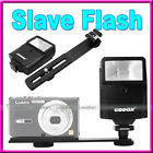 Digital Slave Flash Speedlight For Canon Eos 60D 50D 40D 7D 5D G10 G11 G12
