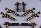 LEGO® Parts STAR WARS / CLONE WARS Blasters Heavy Mixed Lot Weapons x8