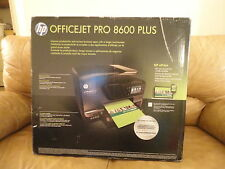 Brand New HP Officejet Pro 8600 Plus All-In-One Inkjet Printer - Fast Shipping