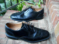ROCKPORT DRESSPORTS BLACK WING TIP OXFORD DRESS SHOE 12