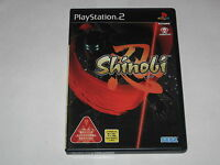Shinobi Playstation 2 PS2 Japan import