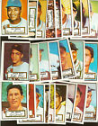 1983 Topps 1952 Reprint Team set of 25 New York GIANTS NM/MT Willie MAYS WILHELM