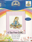 VAT Free DMC Counted Cross Stitch Kit Lili Loves Pickle BL875/66 New
