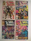 COMPLETE SET OF X-MEN AND THE MICRONAUTS #1-4 NM/M MARVEL LIMITED SERIES 1984
