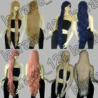 40 in. Long 100cm All Color Hair Heat Resistant Cosplay Wig Free Shipping 86/004