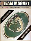 "USF Bulls 8"" Team Auto Magnet Football University of South Florida"