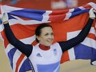 Victoria Pendleton Cycling Olympic 10x8 Photo #4