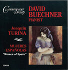 Joaquin Turina: Mujeres Españolas - David Buechner - BRAND NEW FACTORY SEALED CD