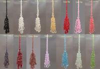 New Beaded Key Tassel Available 14 Difference Colours #2