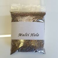 1kg Pack of Multi-colour Fine High Quality Glitter 4 Arts and Craft Or Nail Art