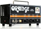 ORANGE DARK TERROR 15W ALL-VALVE GUITAR AMP / AMPLIFIER HEAD - FREE GIGBAG - NEW