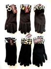 Winter Wear Gloves for Women Thermal Insulated w Cuff OneSize FitMost Lady Glove