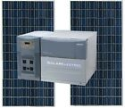 Solar Power Generator with Plug-n-Play Kit and Backup Power / UPS