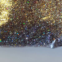 100g of Multi-colour Fine High Quality Glitter 4 Arts and Craft Or Nail Art