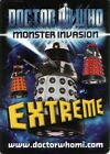 Dr Who Monster Invasion Extreme Ultra Rare/Super Rare 3D Pick/Choose Any Cards