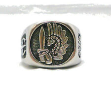 French Foreign Legion Ring Mercenary Soldiers Ring