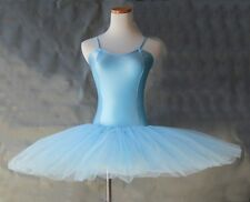 Ballet performance tutu -- Pale blue performance tutu adult size