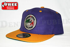 CALIFORNIA ALL STAR BEAR CALI SNAPBACK CAP BLACK PURPLE BLUE YELLOW TSHIRT NEW
