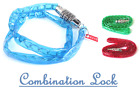 72 Cm 4 Digits Bicycle, Lock Combination, Lock Bike Cycle Steel Spiral Cable New