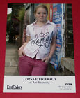 LORNA FITZGERALD EASTENDERS SIGNED AUTOGRAPH PHOTO
