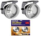 NARVA 71840 COMPAC FOG LIGHT LIGHTS LAMP KIT, BEAM 4X4 NEW 55W 55 WATT 80 12V