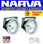 NARVA 71850 COMPAC DRIVING LIGHT LIGHTS LAMP KIT, BEAM NEW 55W 55 WATT 100 12V