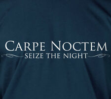 Carpe Noctem - Seize the Night online video gamer Player RPG gift tee t-shirt