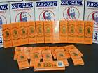 12 PACKS ZIG ZAG 1 1/4 CIGARETTE ROLLING PAPERS 32 LEAVE